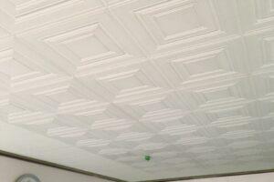 内部天井塗装工事