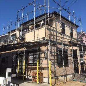 堺市塗り替え工事 WORKS1