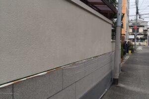 羽曳野市塗り替え工事
