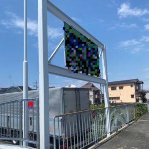 岸和田市広告看板 WORKS2